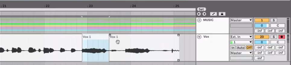 Comp the best melody ideas together into one take