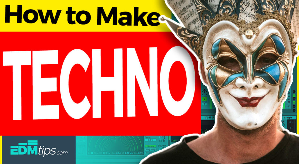 how to make techno like boris brejcha