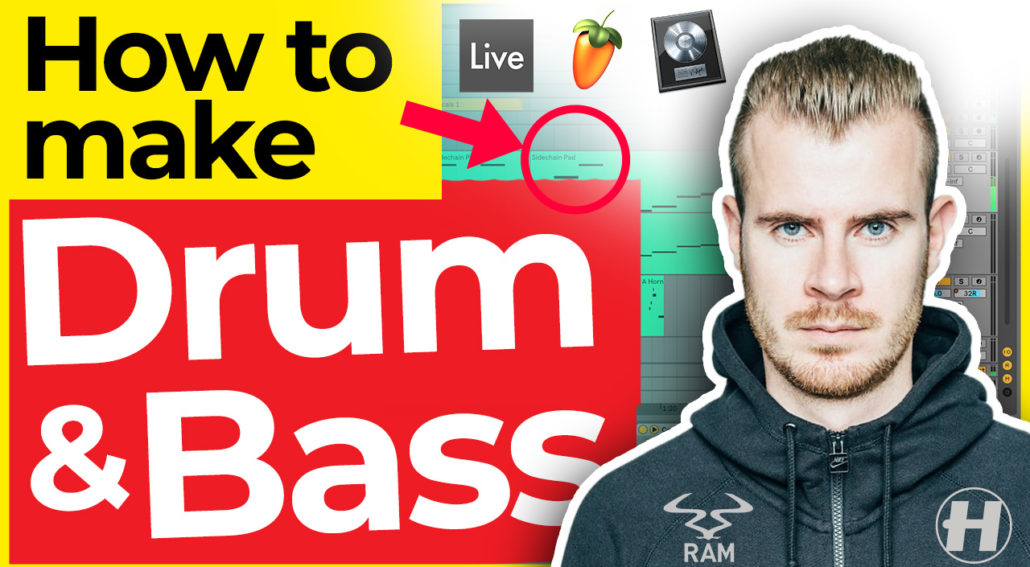 how to make drum and bass in ableton live 10