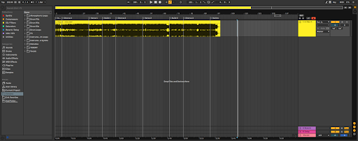 EDM Song Structure- Referencing Existing Material 2