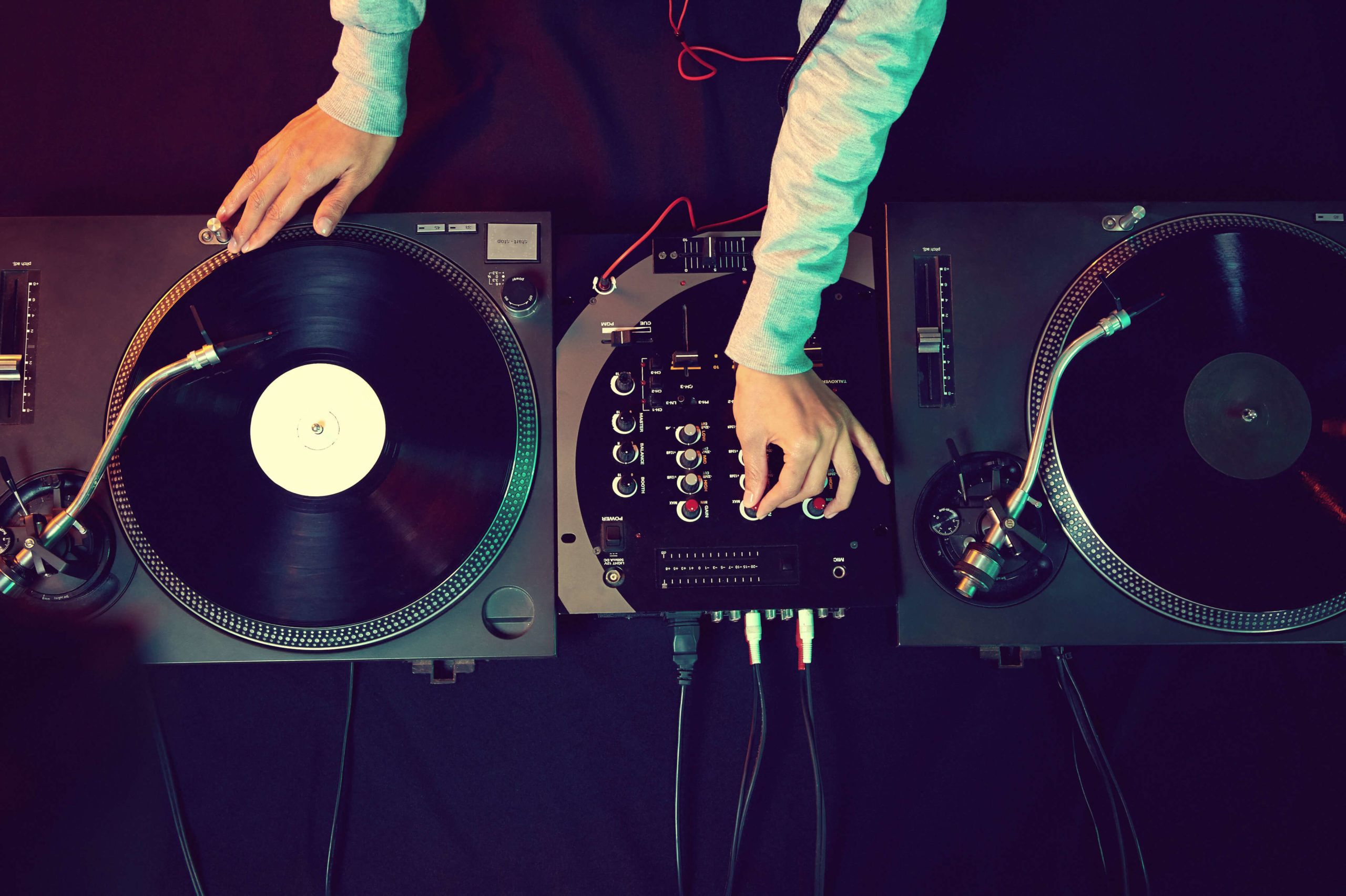 Why Music Producers are the best Djs - Beatmatching