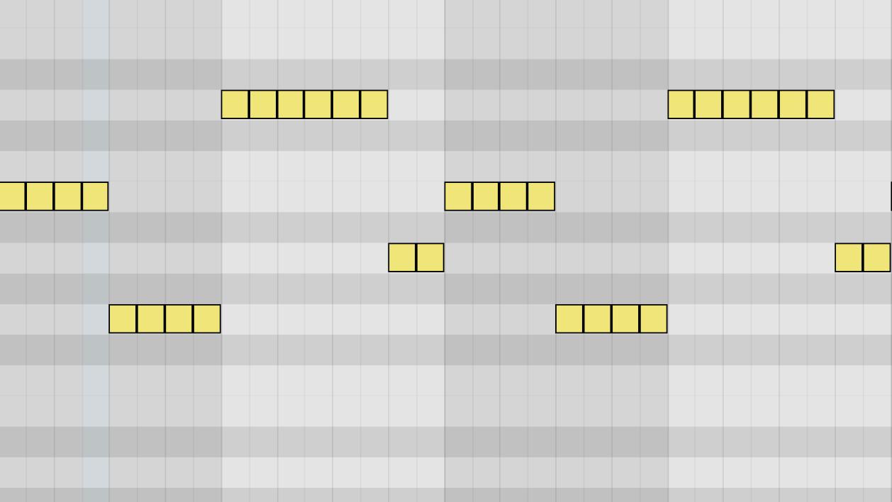 bass pattern